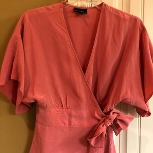 Silk coral Limited shirt